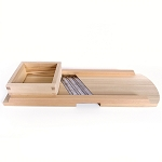 S.C.T. Medium Wooden Cabbage Shredder