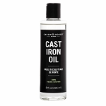 Caron & Doucet-8 oz Cast Iron Oil 100% Natural