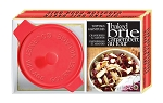 Gourmet du Village-Red Brie Baker Kit with Cranberry Almond Topping