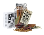Gourmet du Village-Pickling Spice Kit with 750ml Mason Jar