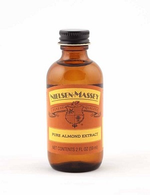 NIELSEN MASSEY-Pure Almond Extract 2oz/60ml
